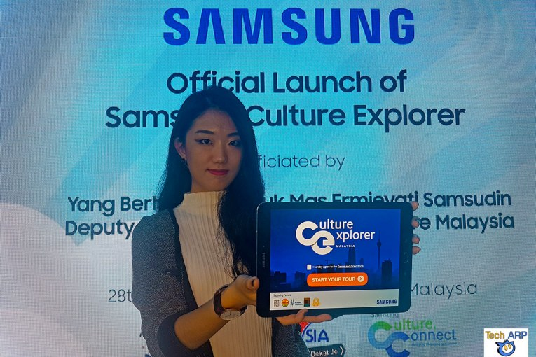 Samsung Culture Explorer Brings Malaysia To The World
