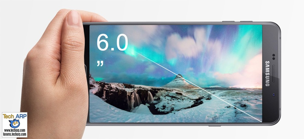 Go Big With Samsung Galaxy A9 Pro