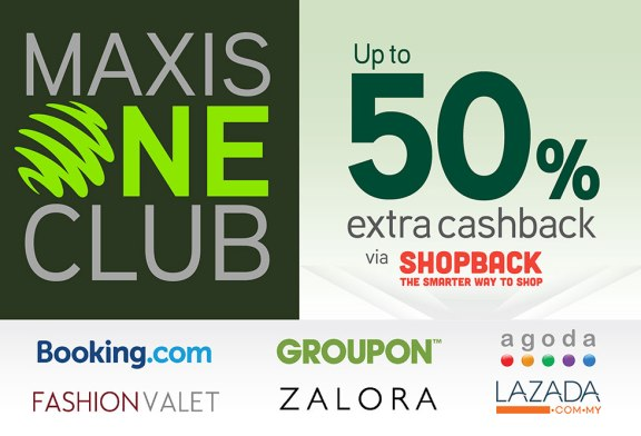 The MaxisONE Club Online Shopping Deals Explained!