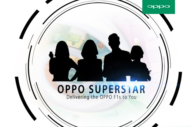 Pre-order OPPO F1s Stand Chance To Get OPPO Superstar Delivery