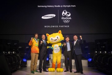 The Samsung Galaxy Studio In Olympic Park Unveiled