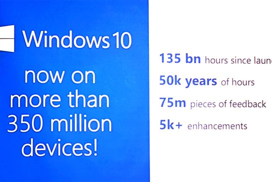 Microsoft Windows 10 Anniversary Update Revealed