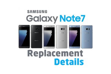 The Galaxy Note7 Replacement Program Explained Rev. 5.2
