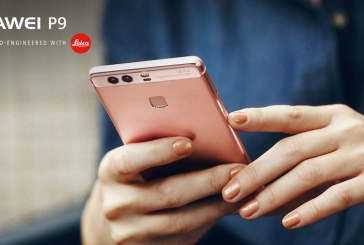 Huawei P9 Rose Gold Edition Available Nationwide
