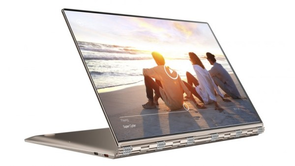 Lenovo Yoga 910 & Yoga Tab 3 Plus Launched