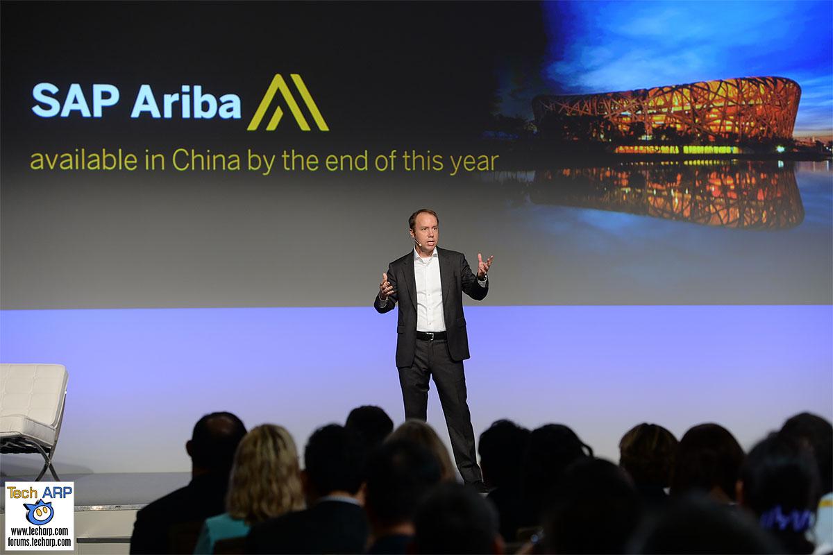 The SAP Ariba Live 2016 @ Singapore Coverage