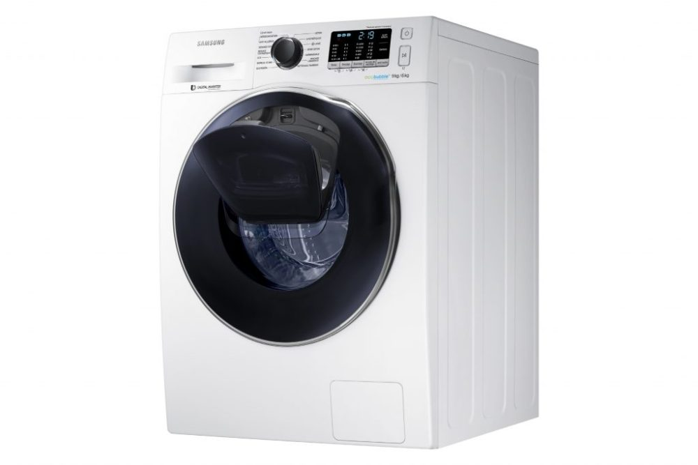 Samsung Expands AddWash Washer-Dryer Combo & Slim