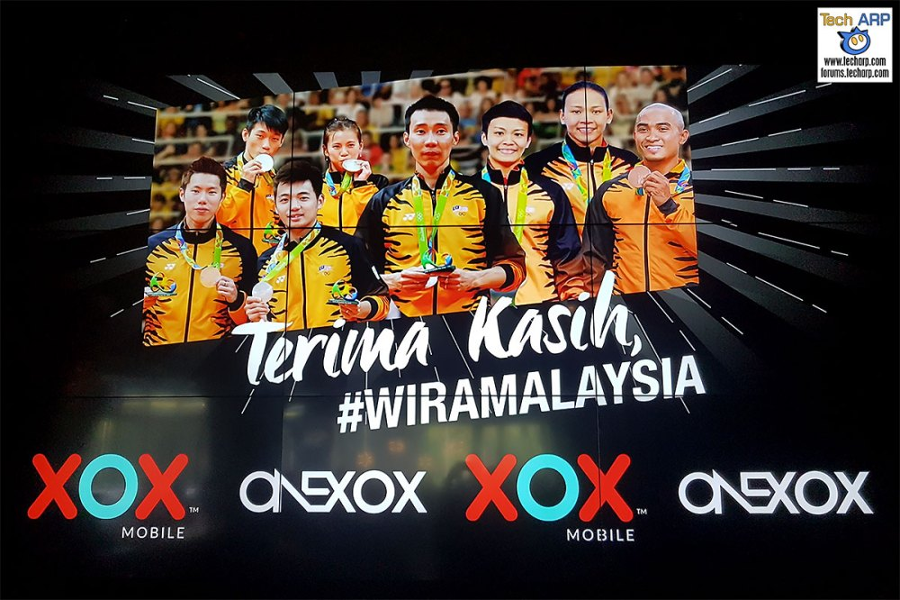 XOX Rewards #WiraMalaysia With RM315,000 Cash Prizes