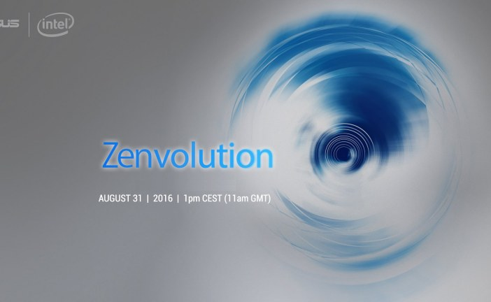 ASUS Presents Zenvolution @ IFA 2016