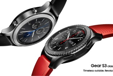 Samsung Gear S3 Smartwatch Unveiled