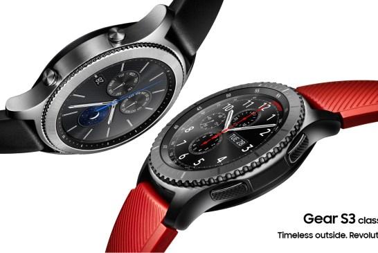 Samsung Gear S3 Smartwatch Unveiled