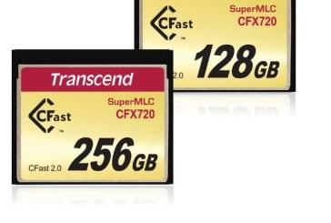 Transcend SuperMLC CFast 2.0 CFX720 Released