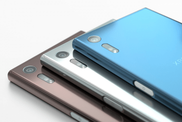 Sony Unveils New Xperia XZ & X Compact @ IFA 2016