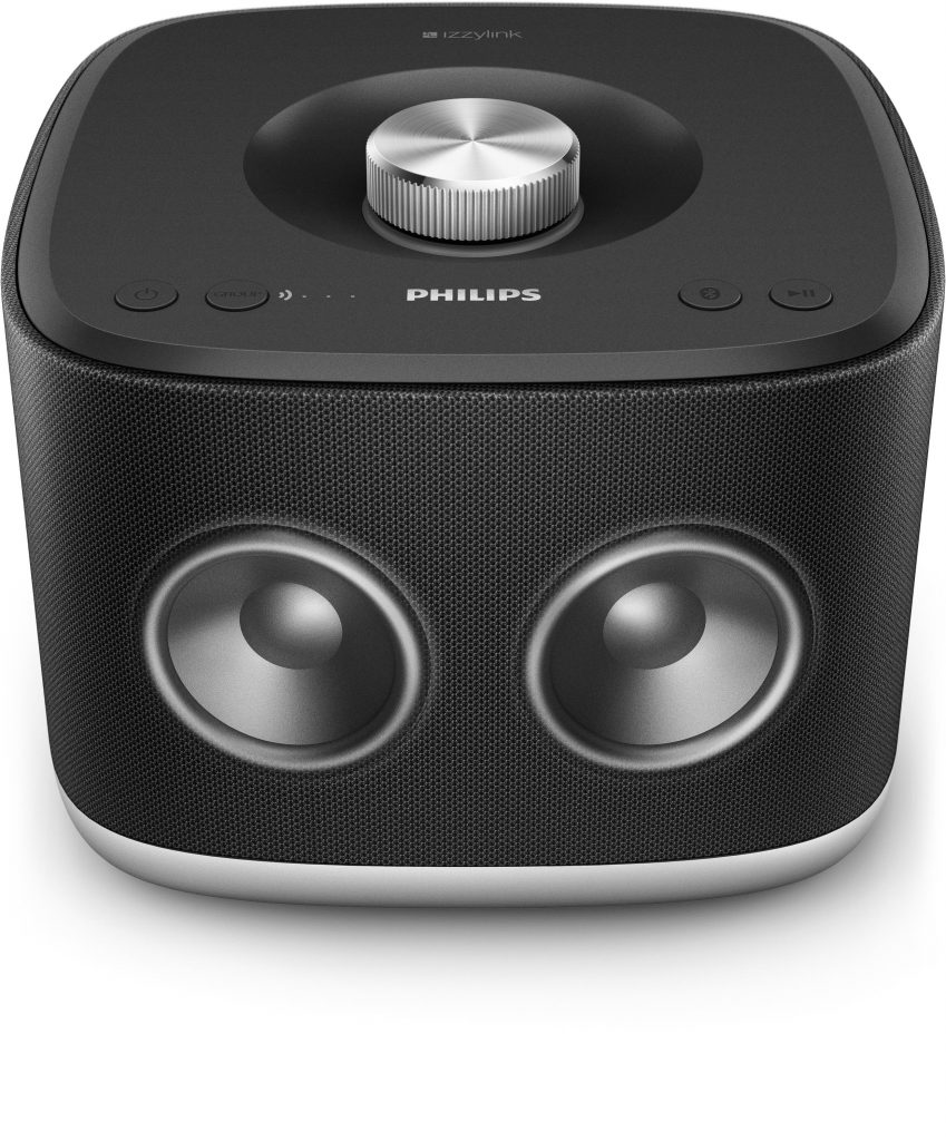 Philips Izzy BM5 Wireless Multiroom Speakers