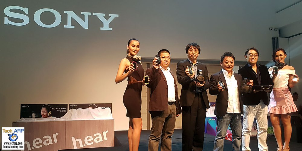 The Sony Signature Series Debuts @ Sony Sound Stage 2016