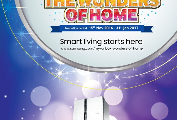 Samsung - Unbox The Wonders Of Home 2016 Deals