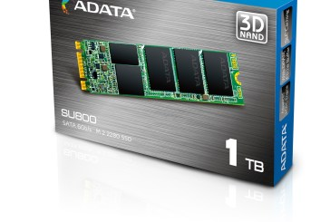 The ADATA SU800 M.2 2280 SSD Launched