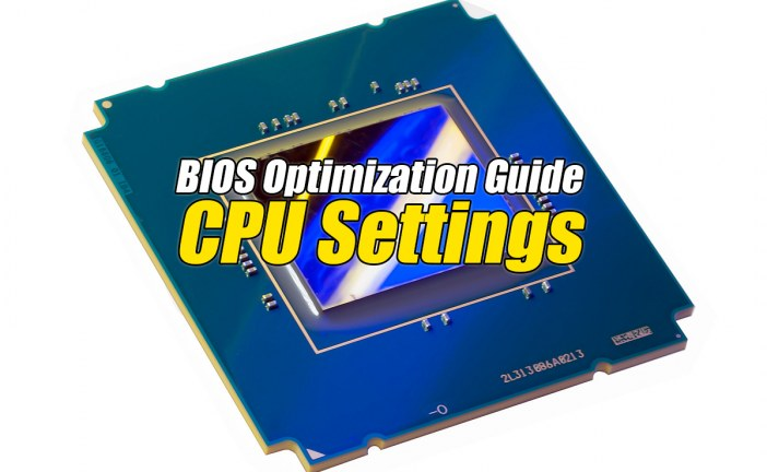 CPU to PCI Write Buffer – The BIOS Optimization Guide