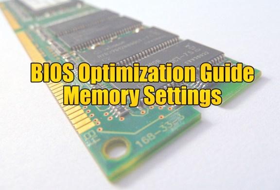DRAM Bus Selection - The BIOS Optimization Guide