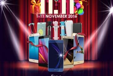 Honor Gala 2016 November Promotion