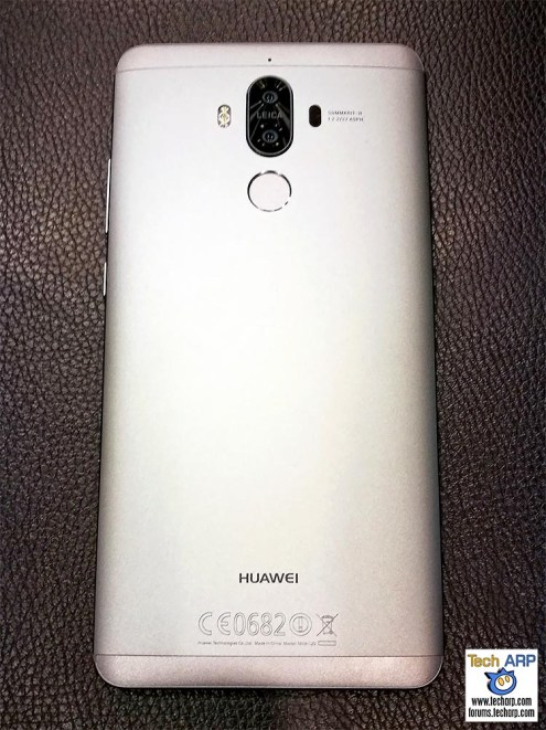 The Exclusive Huawei Mate 9 Preview