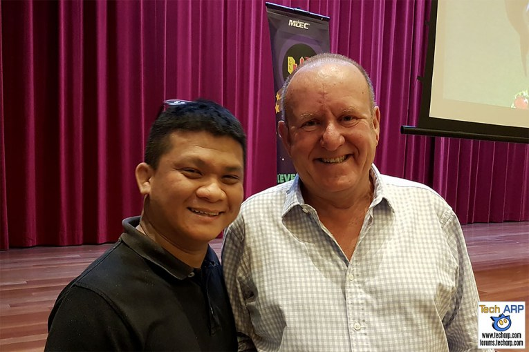 Ian Livingstone – The Past, Present & Future of the Game Industry