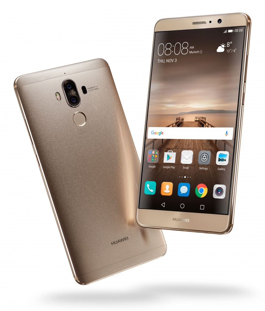 Huawei Mate 9 New Colors Available Soon In Malaysia
