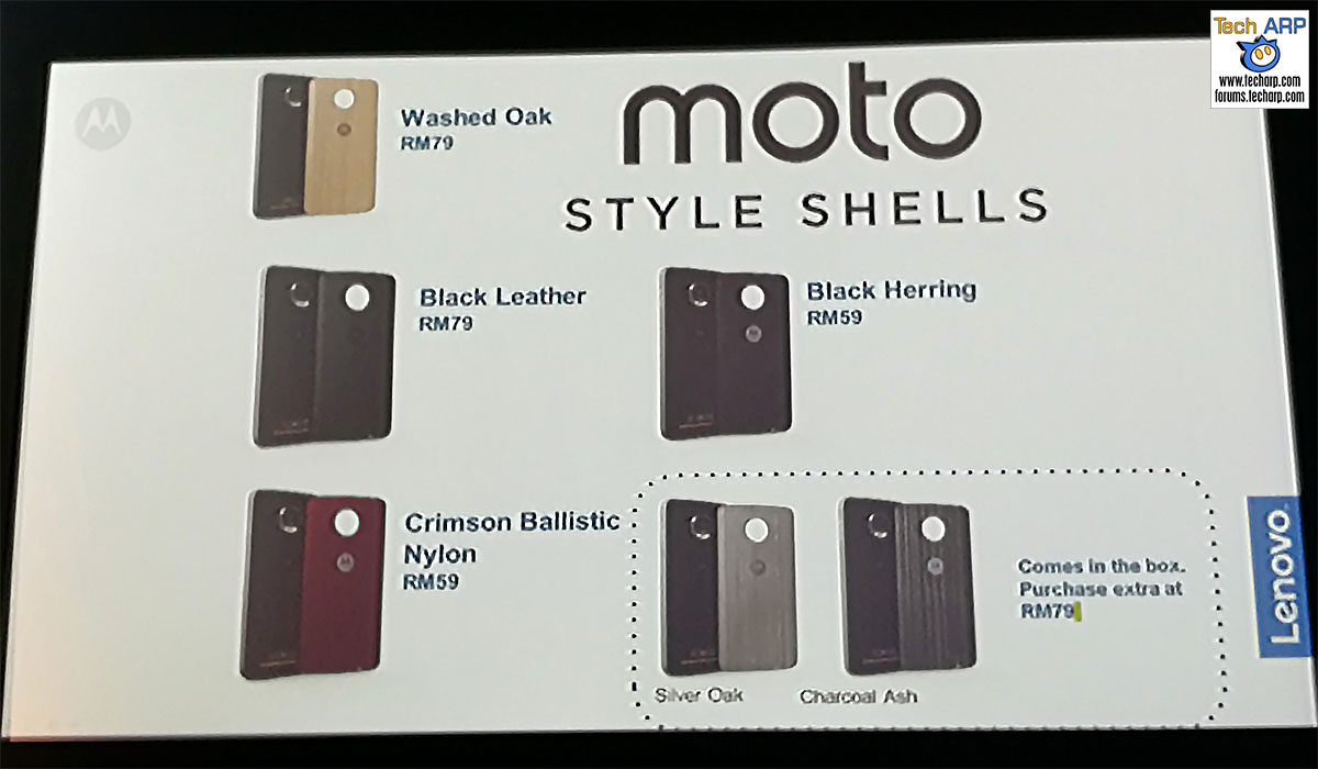 The Moto Style Shells Prices