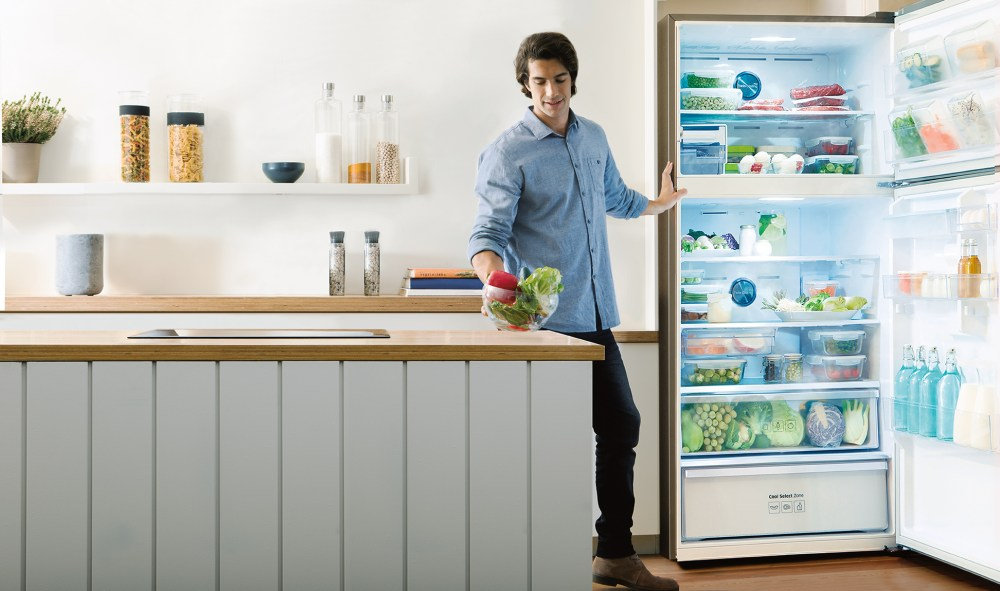 Samsung RT7000 Refrigerator Introduced