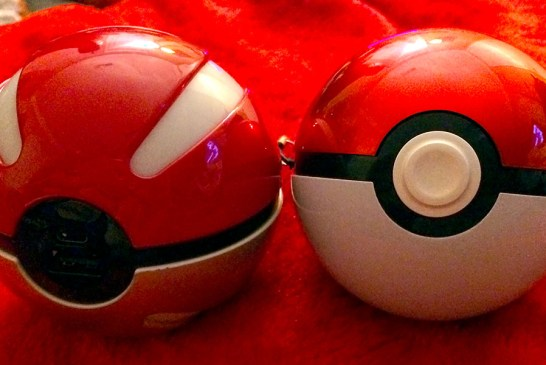 The Pokeball Power Bank (1st & 2nd Generation) Review