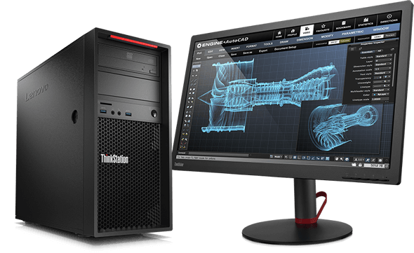 Lenovo ThinkStation P410