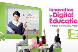 Maxis eKelas CSR Programme Revealed