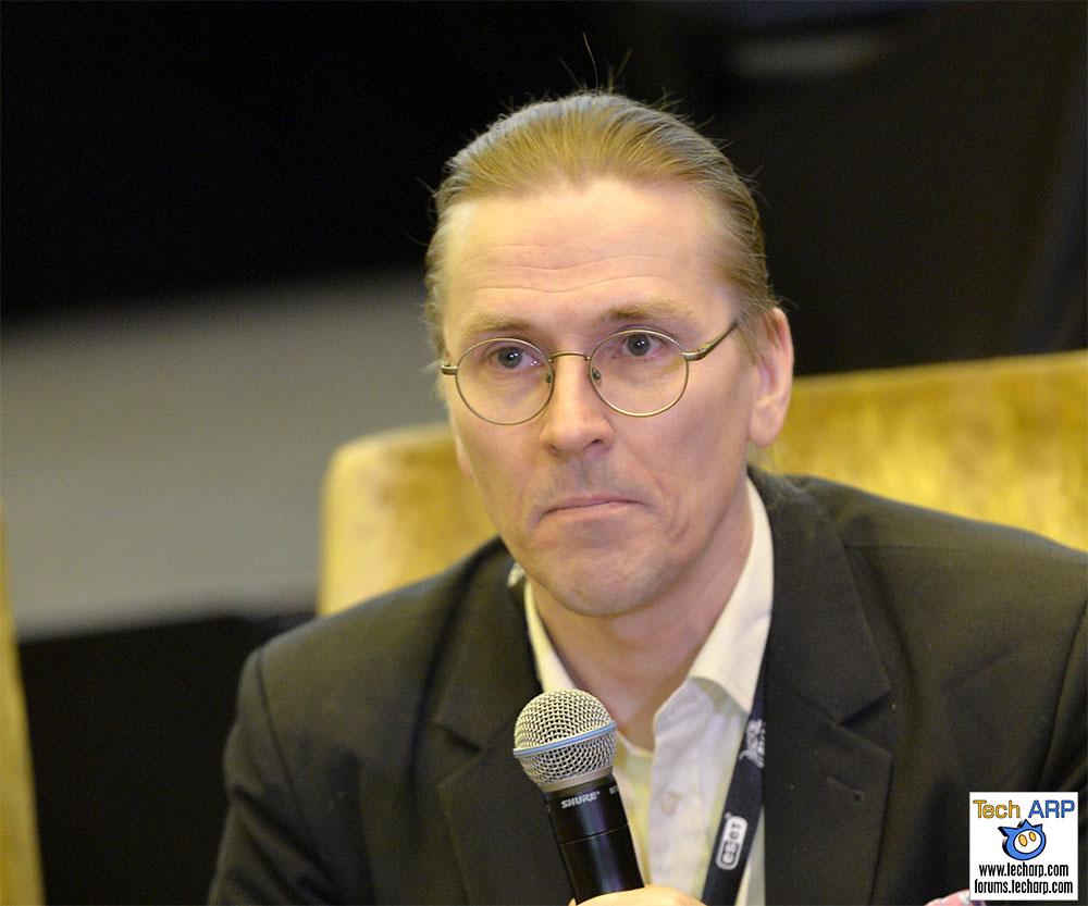 Mikko Hypponen On The Death Of Antivirus @ AVAR 2016