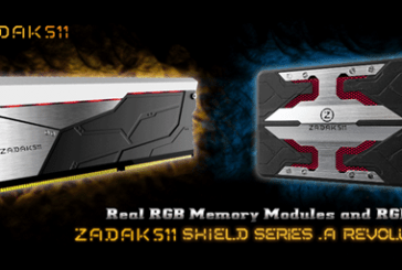 ZADAK Announces The ZADAK511 Shield RGB Series
