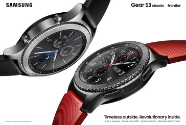 The Samsung Gear S3 Arrives in Malaysia!