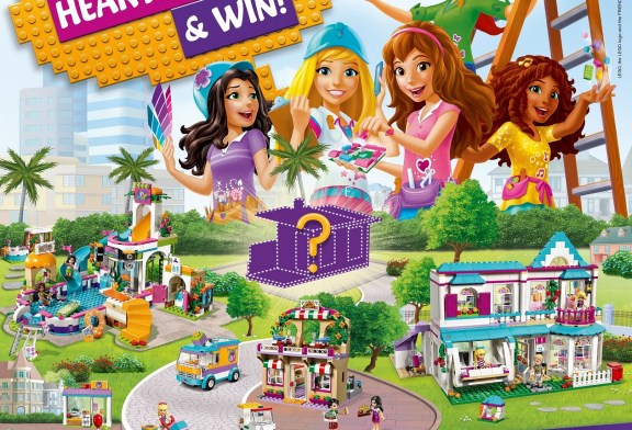 Be A Lego Toy Designer Through The Lego Friends Contest!