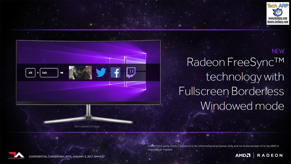 The AMD Radeon FreeSync 2 Tech Report