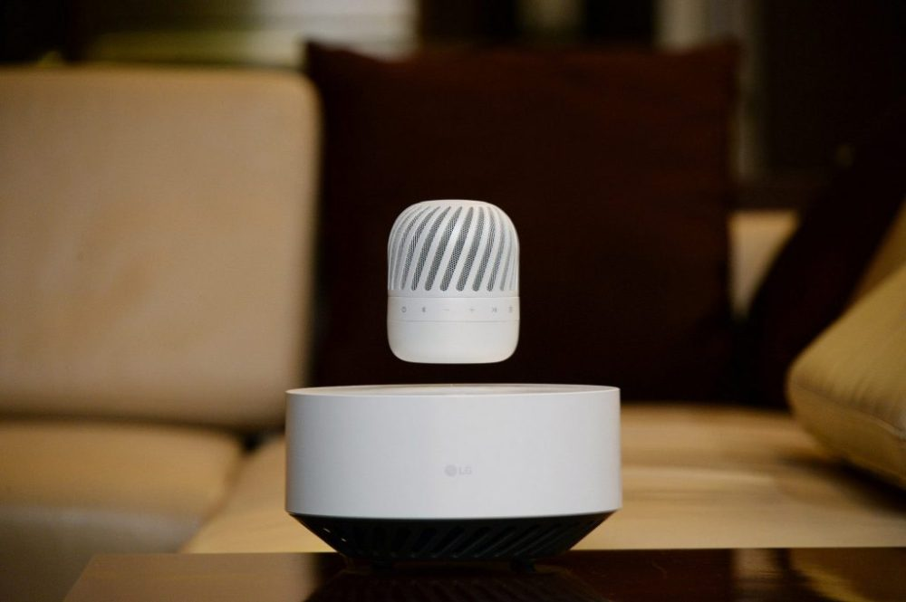 Levitating Portable Speaker PJ9