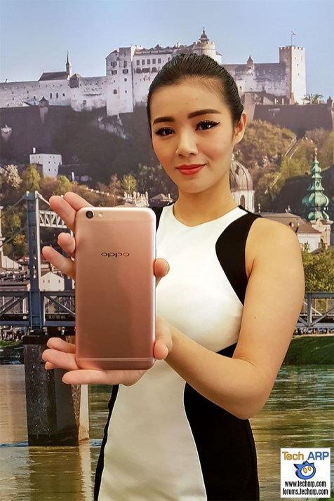 The OPPO R9s Launch & Presentation