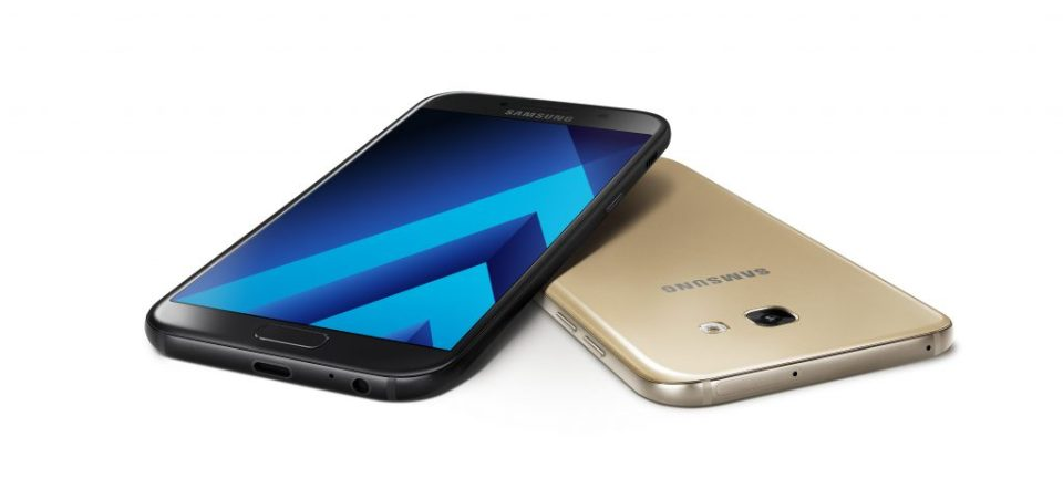 Samsung Extends IP68 Range With 2017 Galaxy A Series!