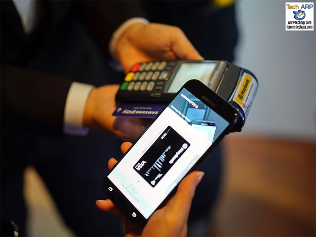 Check Out How Easy It Is To Use Samsung Pay!
