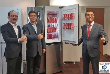 The LG 600L Mega Capacity Side-by-Side Refrigerators Revealed!