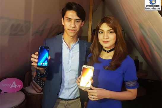 The 2017 Samsung Galaxy A Series Launch Coverage