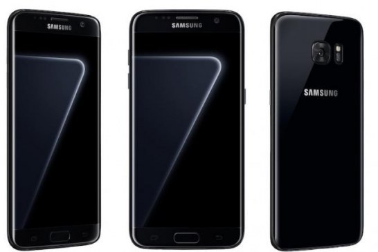 Galaxy S7 edge Black Pearl Now Available In 128GB