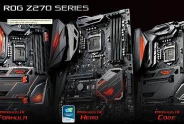 ASUS Reveals The Entire ASUS Z270 Motherboards Line-Up