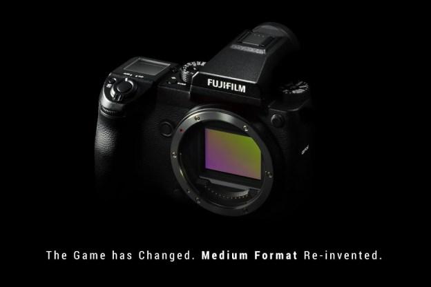 The Fujifilm GFX 50S Camera First Look
