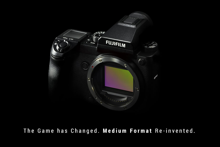 The Fujifilm GFX 50S Camera First Look
