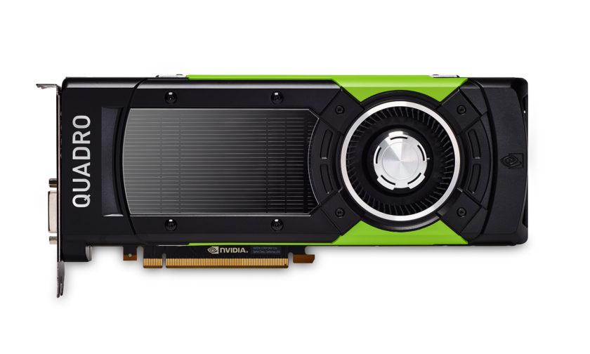 The NVIDIA Quadro Pascal GPUs Launched