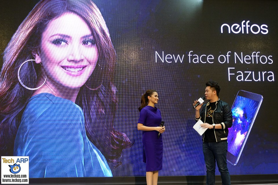 The Neffos X-Series Smartphones Consumer Launch