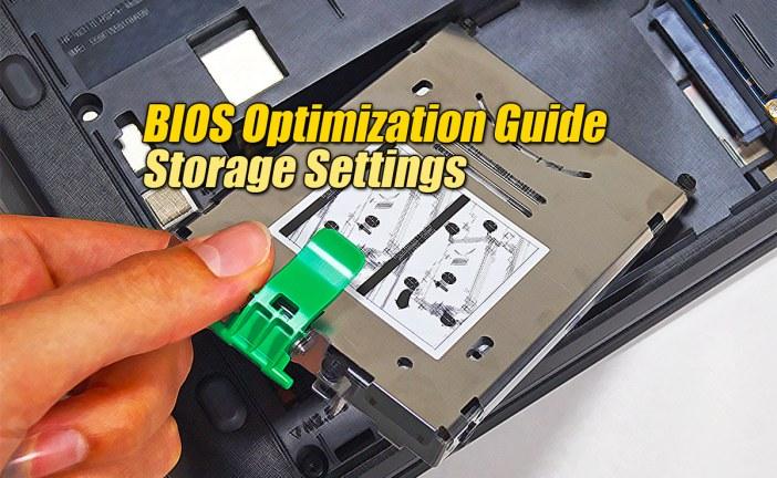 32-bit Transfer Mode – The BIOS Optimization Guide